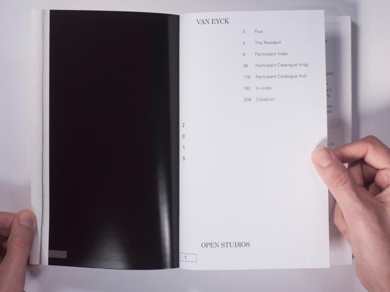 WWFG Van Eyck 2015 Open Studios (2015)