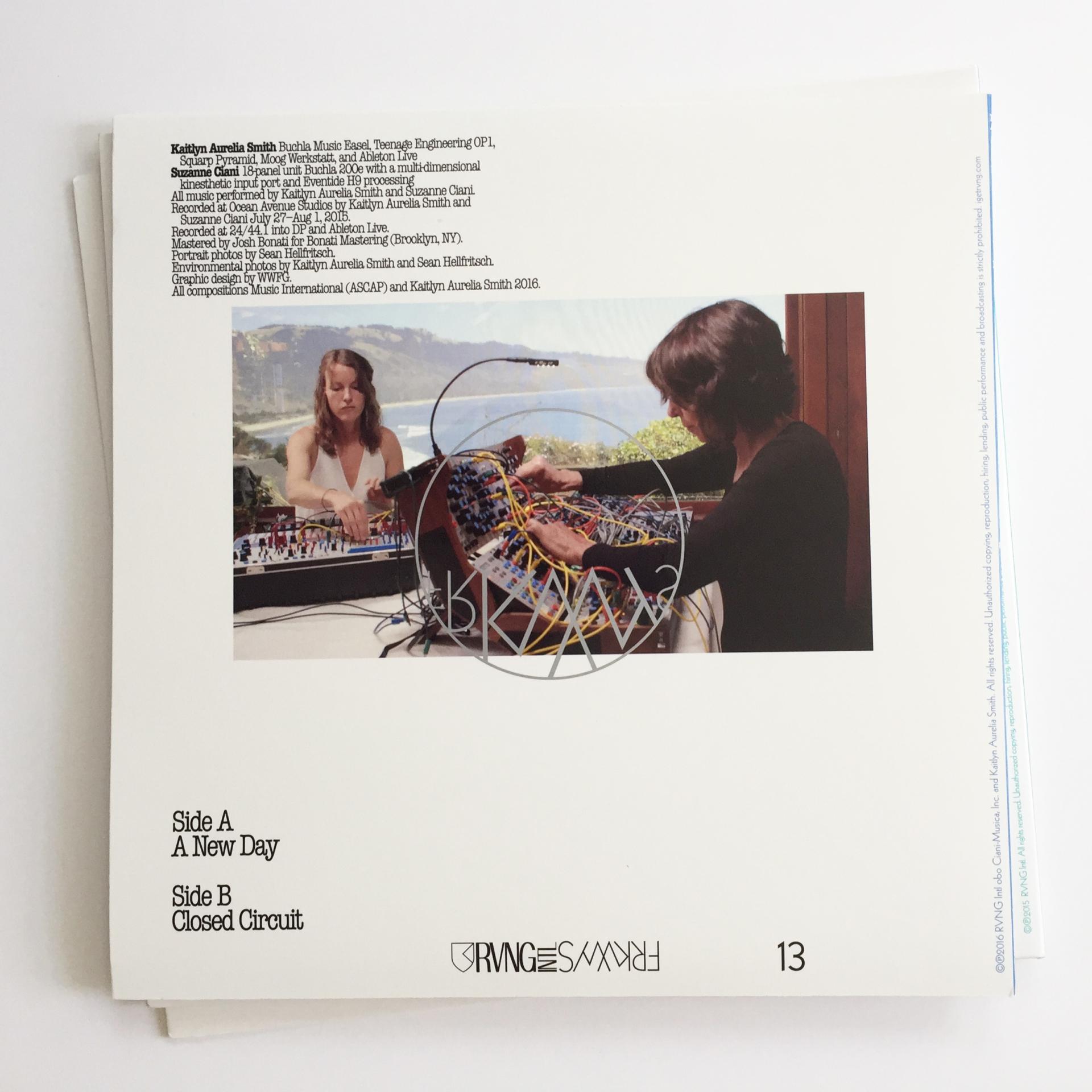 WWFG Rvng Intl., FRKWYS Vol. 11–… (2014–present)